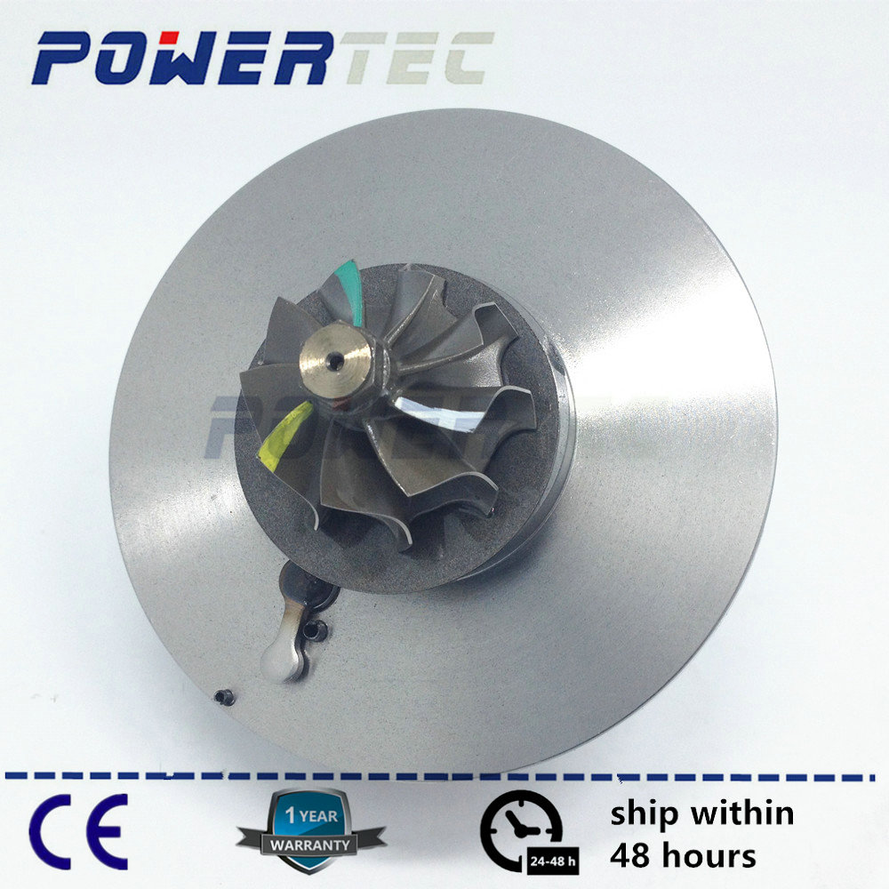 Turbocharger kit for Volkswagen 1.9 TDI - GT1646V turbo cartridge core CHRA Caddy III Golf V Jetta Passat B6 Touran 751851-5004S auto core turbine gt1544s turbocharger cartridge chra for vw golf iii jetta iii passat b4 vento 1 9 td 454065 028145701s