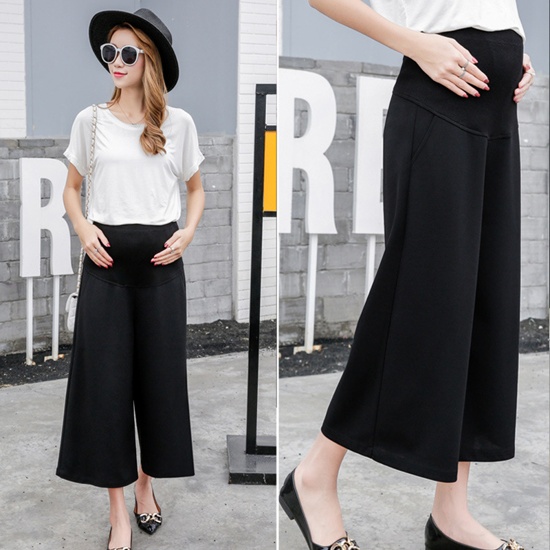 elegant woman maternity pants summer 2018 fashion pregnancy clothes maternity pants for  ...