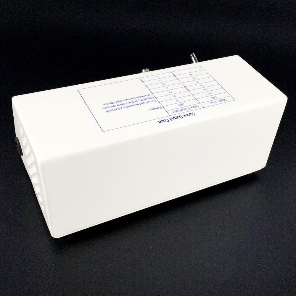 OZON Rektale Insufflation, ozon generator für dental