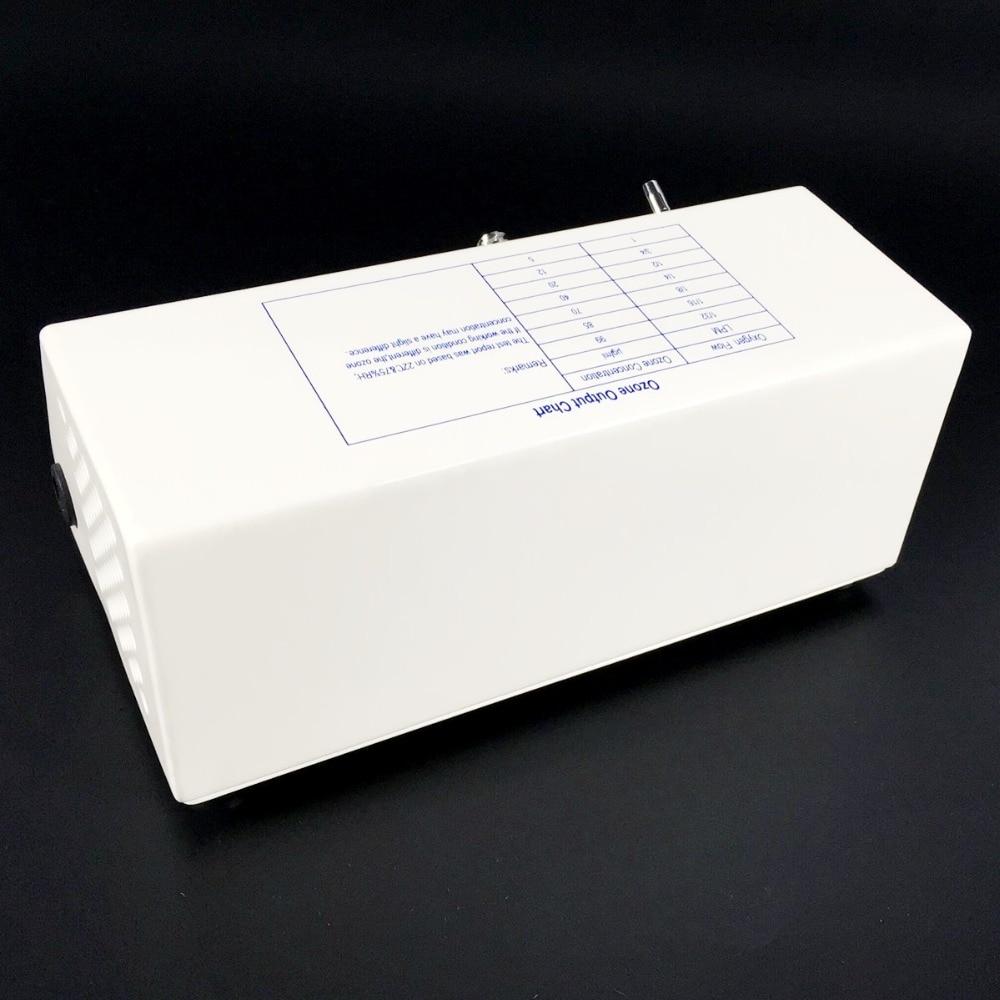 Insufflation ozonu odbytnicy, generator ozonu dla dental