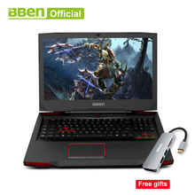 Bben Gaming Laptops 17.3″ RGB mechanical backlit keyboard Pro Win10 NVIDIA GTX1060 Intel i7 7700HQ 32GB+512GB SSD+2TB HDD disk