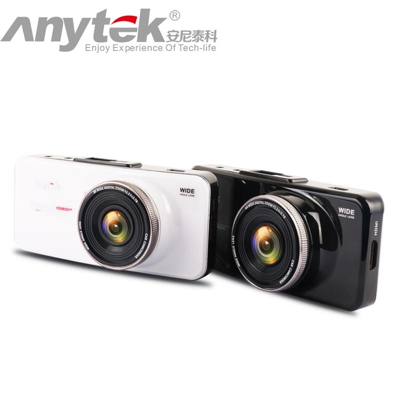 Anytek AT66A 2 7 Inch 1080 FHD Novatek 96650 Car Camera DVR Recorder 170 Degree 6G