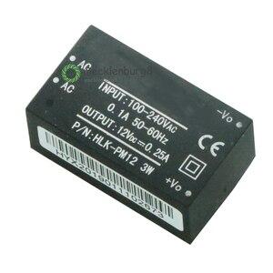 Image 1 - 220 V naar 12 V step down power module converter Intelligente huishoudelijke schakelaar HLK PM12 UL/CE