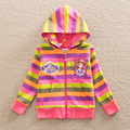 Neat sofia the first 2016 new style comfortable lovely princess pattern cotton baby girl clothes long sleeve t shirts W506