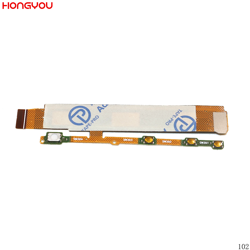 Power Button Switch Volume Button Mute On / Off Flex Cable For Sony Xperia M C1904 C1905 C2004 C2005