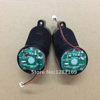 1x Left Motor Assembly 1x Right Motor Assembly For X500 Robot Ecovacs X580 KK8 CR120 Fmart