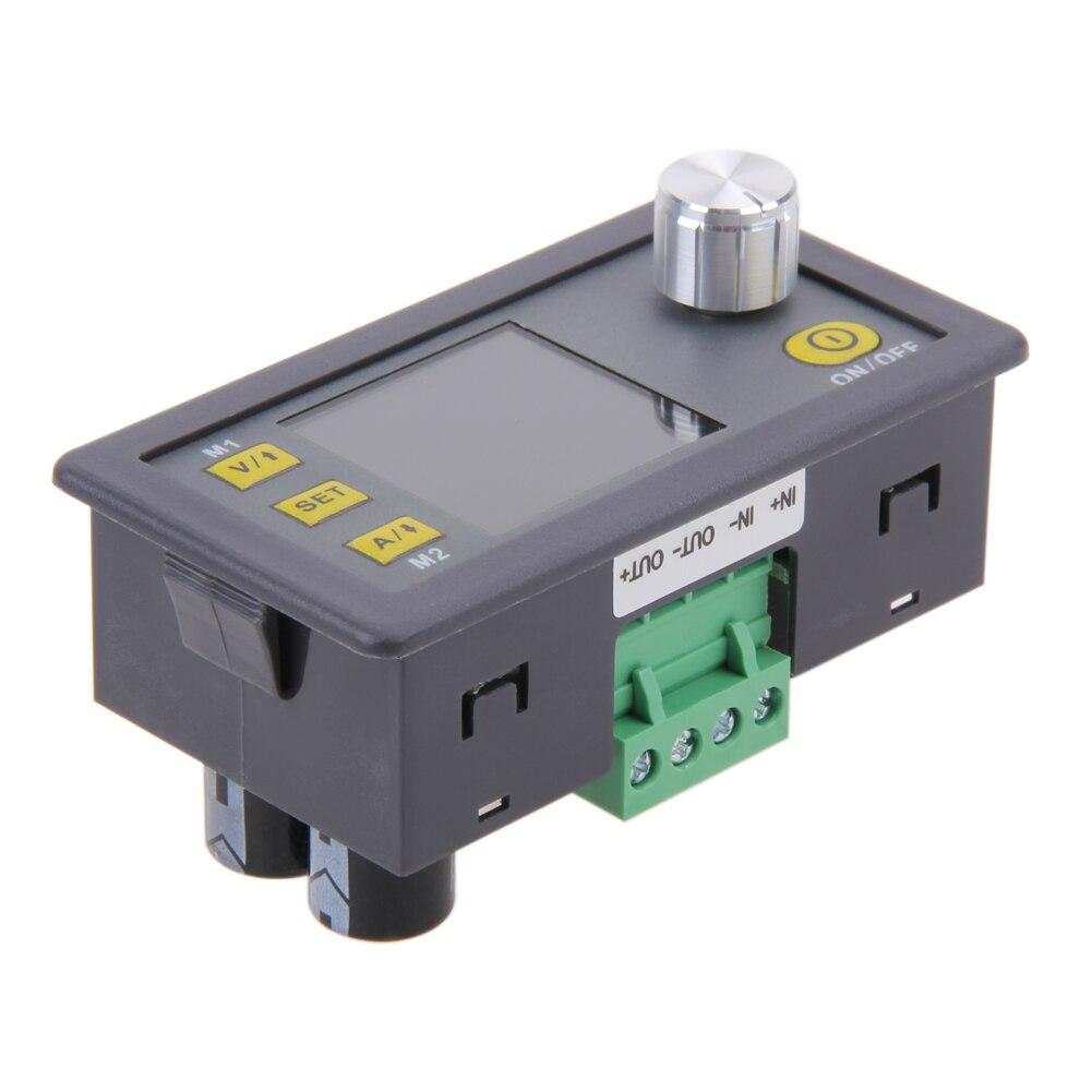 RD DPS5005 Courant de tension constant Module d'alimentation programmable abaisseur module de tension de convertisseur de tension couleur