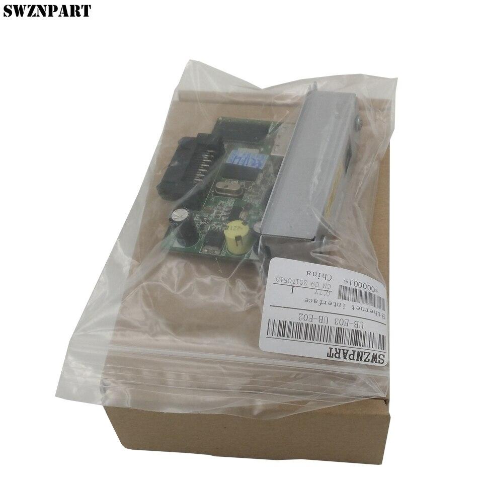 Interface Ethernet Pour Epson TM U220B 220PB 220PD 220PA TM T81 T82II T88III T88IV T88V T70 T90 T86L UB-E03 UB-E02 C32C824541