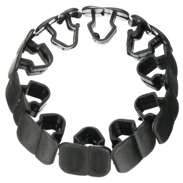 10 pièces capot isolation en plastique retenue capot support tampon pince pour VW 1H5863849A01C