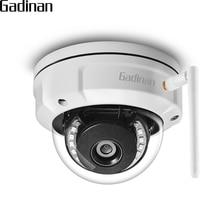 GADINAN iCSEE Dome IP กล้อง Vandal   proof 5MP 2592*1944 WiFi 2.4 กรัมแบบไร้สาย Security Cam ช่องเสียบการ์ด Micro SD ในตัว