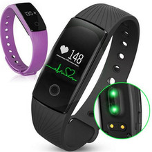 Pulsometer Fitness Heart Rate Monitor Activity Monitor Smart Watch Pulsometro pk fitbits