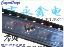 1 pièces/lot SMD SCR BT169D BT169 SOT-89 en Stock(China)