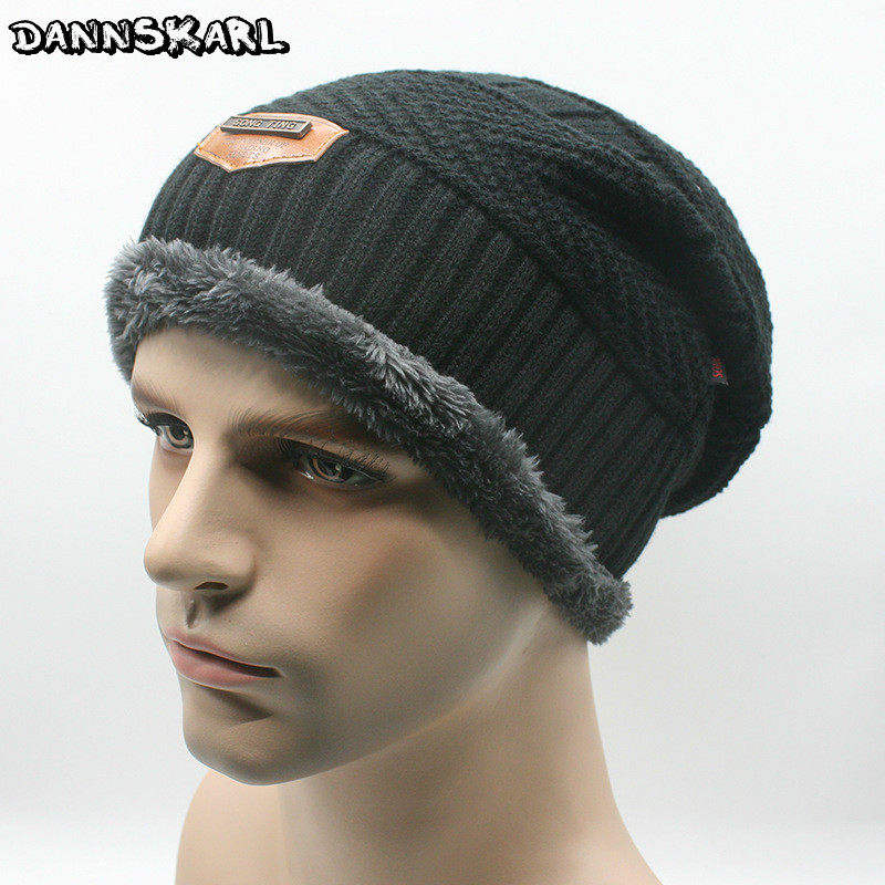 2017 Brand Beanies Knit Winter Men Hat Woman Caps Skullies Bonnet Winter Hats For Women Beanie Fur Warm Baggy Wool Knitted Hat 2017 winter women beanie skullies men hiphop hats knitted hat baggy crochet cap bonnets femme en laine homme gorros de lana