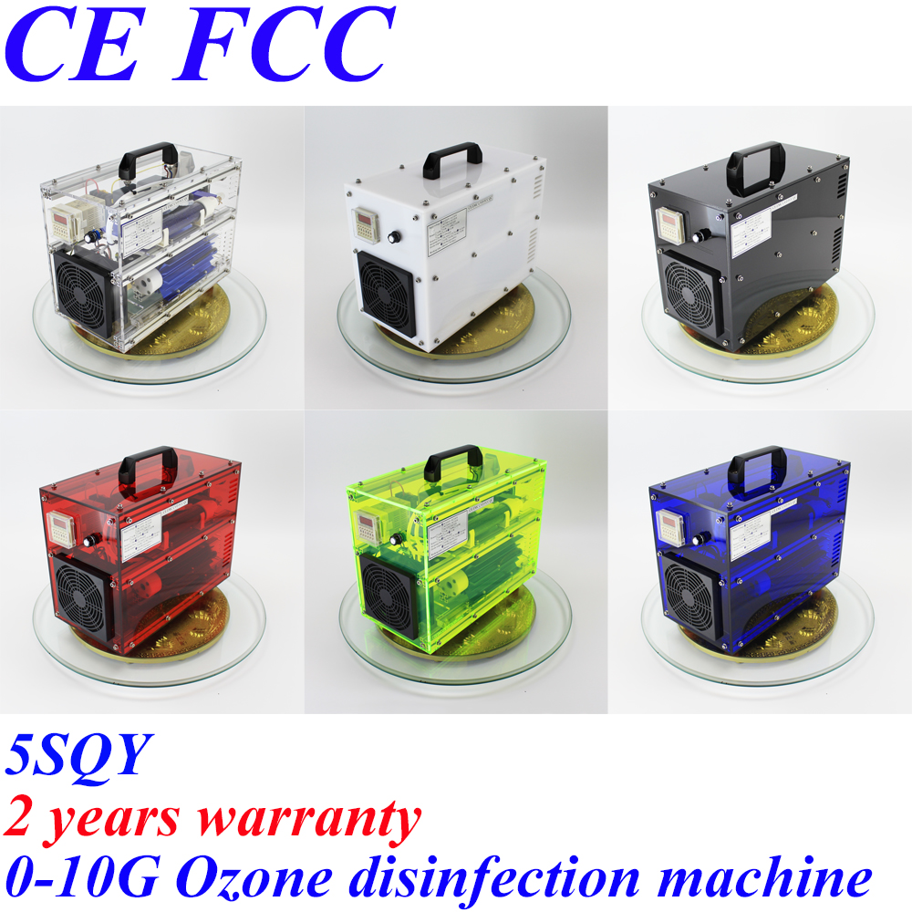 Pinuslongaeva CE EMC LVD FCC BO-1030QY 0-10g/h 10grams adjustable ozone therapy machine portable ozone machine