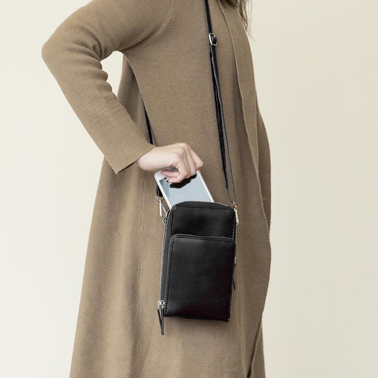 Crossbody Cell Phone Shoulder Bag Arrival Cellphone Bag Fashion Daily Use Card Holder Mini Summer Shoulder Bag for Women Wallet 12