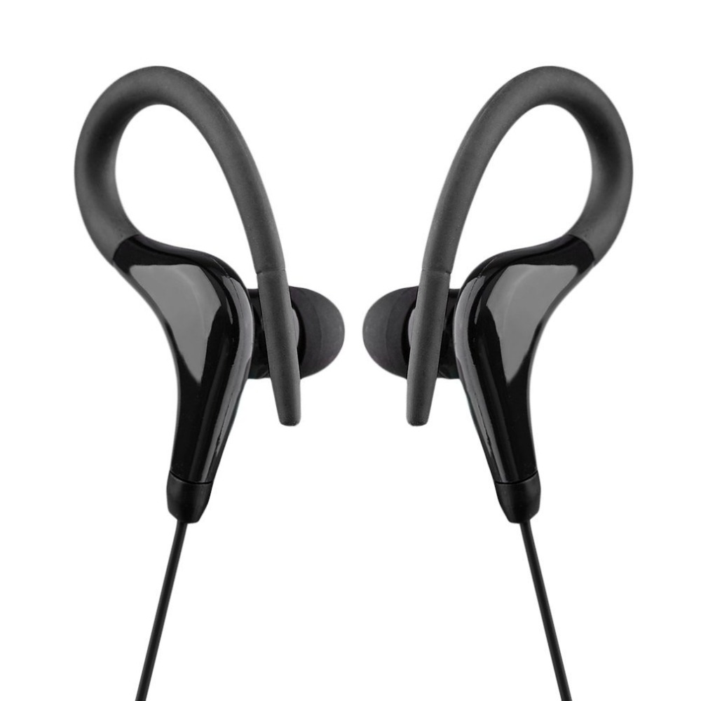 Ear Hook Sports Running Earphones KY-010 Running Stereo Bass Music Earphone For Many Mobile Phone Drop Shipping