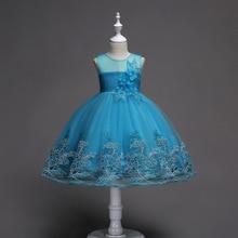 Vestidos para salida de kinder azul turquesa