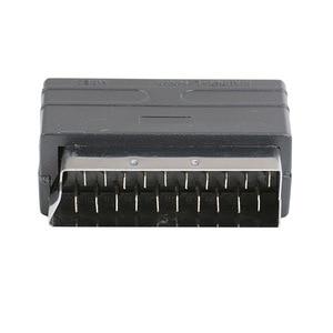 Image 3 - Rvb péritel vers Composite 3RCA s vidéo AV TV Audio adaptateur ou vidéo DVD enregistreur TV projecteur de télévision
