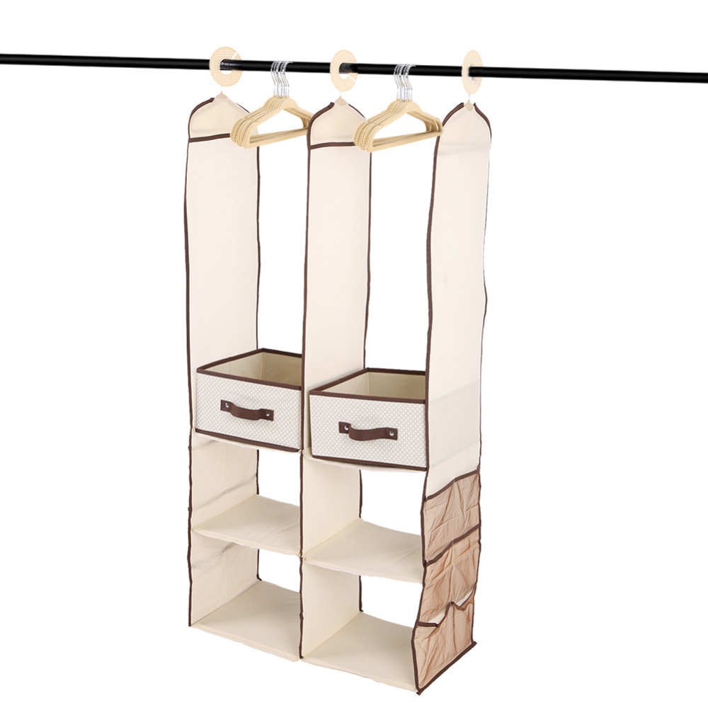 Children Wardrobes Children Furniture 24pcs Children Nursery Closet Organizer Set Baby Clothes Hanging Wardrobe Storage Baby Clothing Kids Toys Organizer