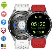 Zw88 smart watch wifi 3g wcdma herzfrequenz bluetooth android 5.1 smartwatch 1,39 «runde 400*400 p Touchscreen Armbanduhr PK A58