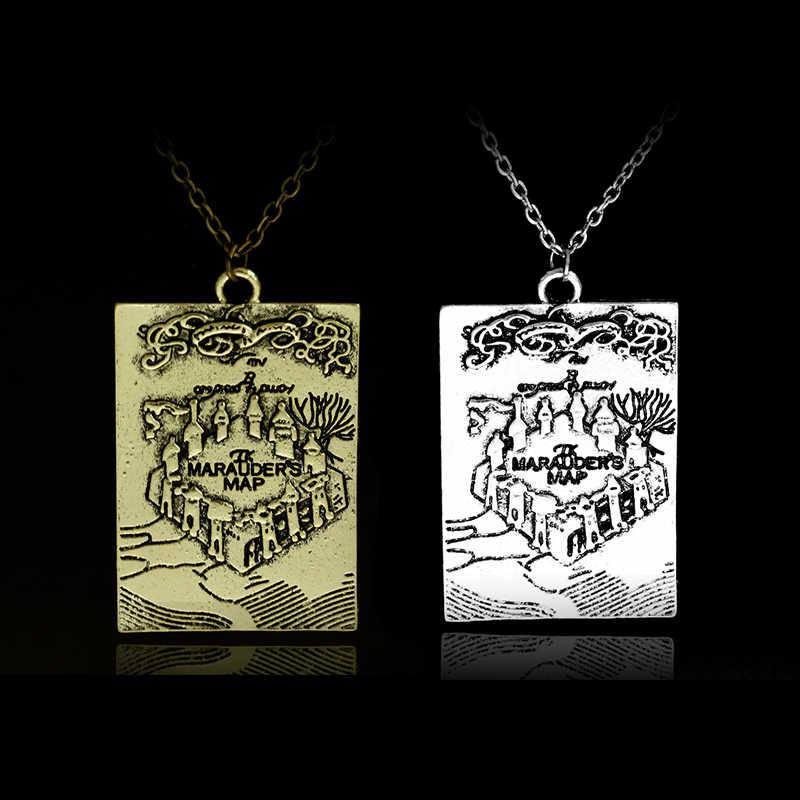 ใหม่ HP สร้อยคอ Salazar Slytherin ของ relics Slytherin Treasures Voldemort Horcruxes ของจี้สร้อยคอ Dropshipping