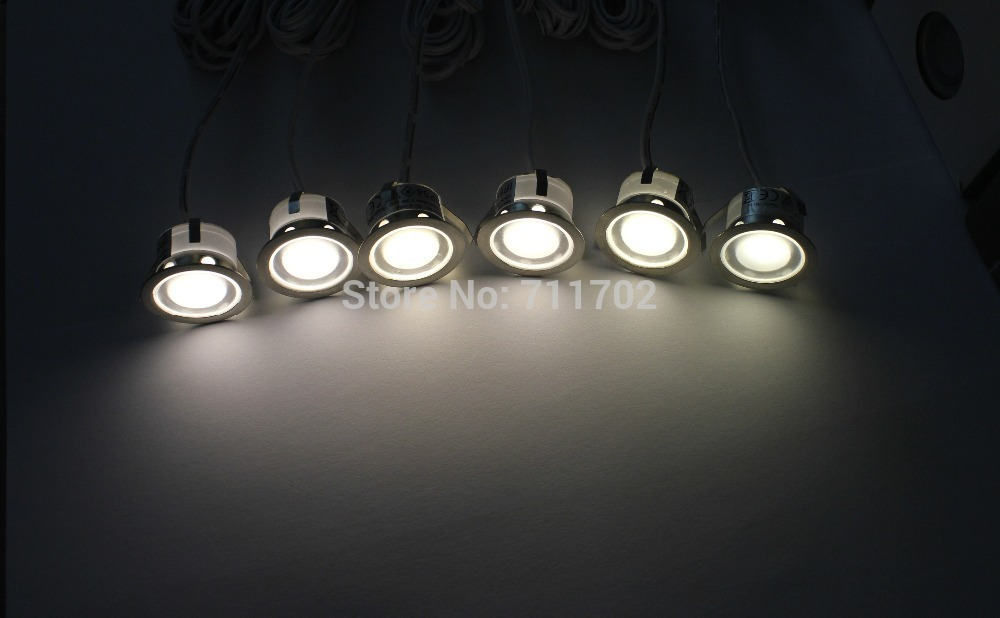 LED Light Stairs Recessed Floor Lamp Night Light DIY 12V LED Indoor Lighting  Step Lamps Kit 6pcs/lot With 8W LED Diver (B105A) In Night Lights From  Lights ...