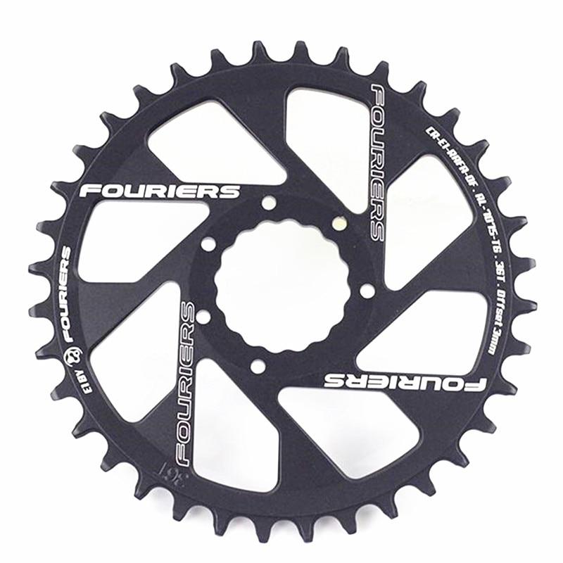 Fouriers CR-E1-RAFA MTB Bike Single Chainring Direct Mount For Cinch NEXT R SL SIXC TURBINE AEFFECT Narrow wide Teeth nadal r carlin j rafa my story