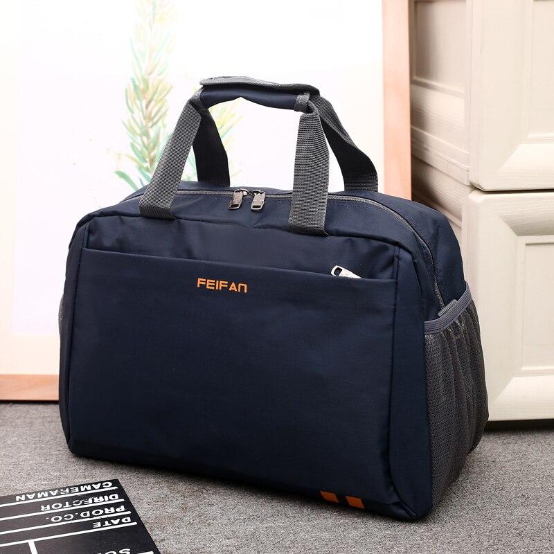 270d3a6a86e4 ▻2017 Для мужчин Дорожные сумки новый Повседневное Для женщин ...