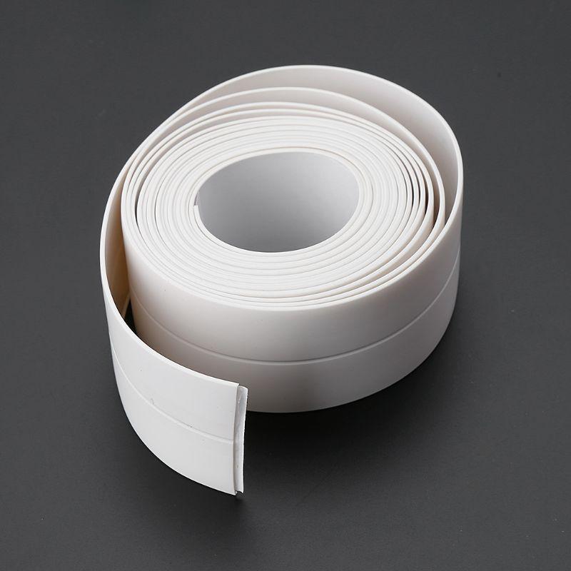 Kitchen Bathroom Waterproof Wall Sealing Tape Moldproof