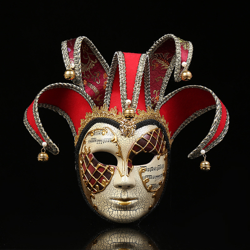 Yooap 2019 new holiday party decoration mask Halloween horror dress  halloween
