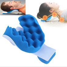 Fitness Massage Head and Neck Tension Release Pillow Shoulders Relax Headaches Pain Relief Pillow