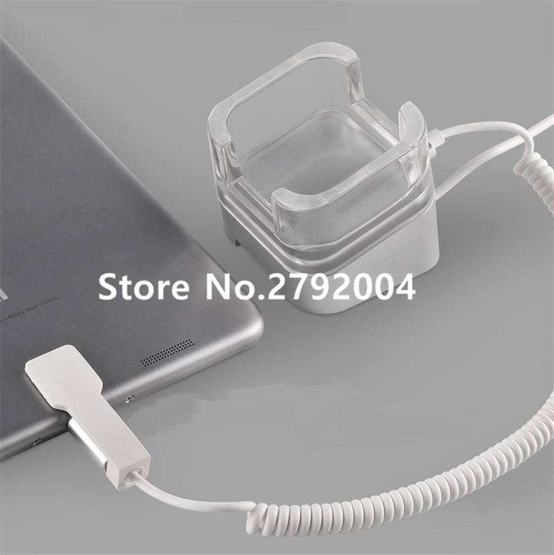 5 set/lot Tablet secuirty holder pad security stand samsung tablet blurglar alarm display for retail shop can charging 10pcs lot ipad security display stands for tablet safetly and open display in shop tablets security stand devices