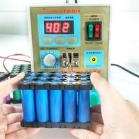 110v 220v New Upgrade LED Lighting 788H Old Name 788 Double Pulse Precision 18650 Spot Welder
