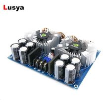 HIFI TDA8954TH Class AD Dual core BTL Digital audio Power Amplifier Board with fan 420W*2 AC 24V amplificador audio G3-008(China)