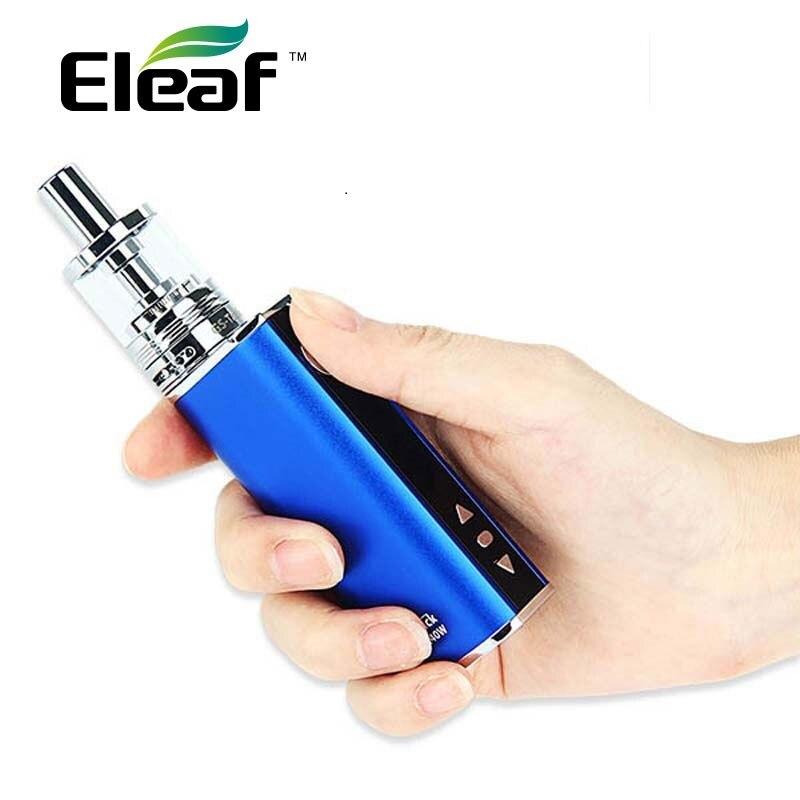 Originale Eleaf iStick TC 40 W Kit con 2600 mAh Batteria Mod e 3 ml GS-Serbatoio Atomizzatore E Cigarette Vape Kit VS 40 W Eleaf iStick TC MOD