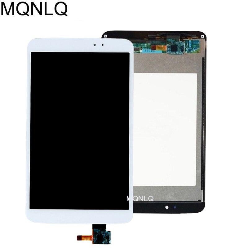Panneau d'assemblage LCD pour LG G PAD V500 Wifi/3G Version LCD écran tactile numériseur verre écran tactile numériseur assemblée