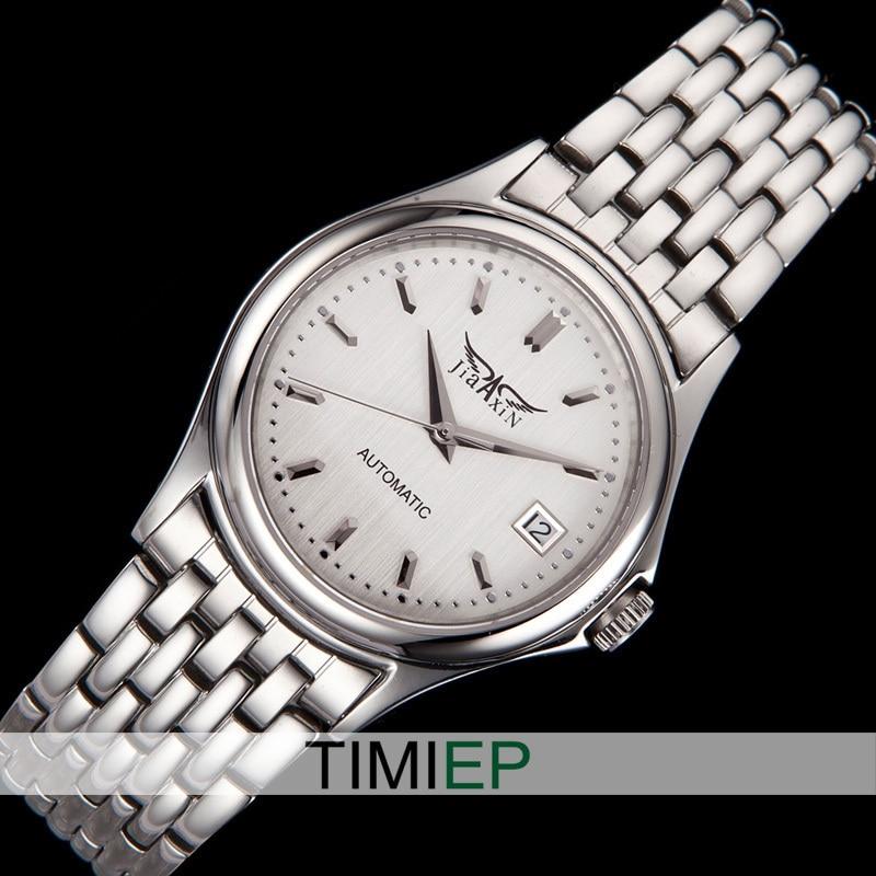 New Elegant Luxury Mens Dress AnalogMen's Automatic Mechanical Wrist Watch Wholesale Clock все цены