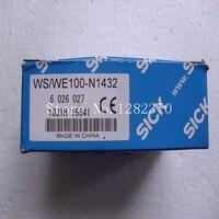 [SA] Yeni orijinal otantik özel satış HASTA fotoelektrik anahtarı WS/WE100-N1432 nokta-2 ADET/GRUP
