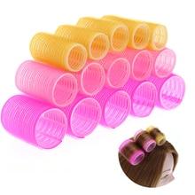 DIY Self-Adhesive Hair Curlers 15 pcs Set