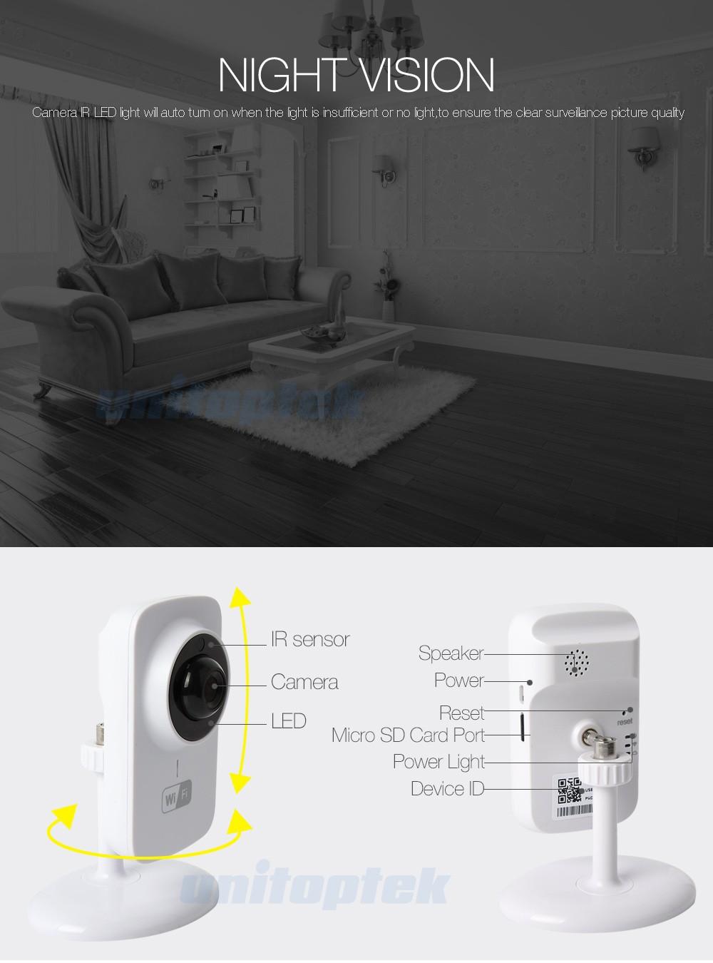 08 CCTV Camera 720P