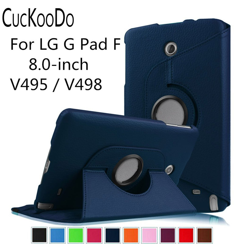 360 Degree Swivel Stand Cover for 4G LTE AT T V495 T Mobile V496 US Cellular