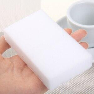 30pcs/lot White 100*60*20mm Melamine Eraser Magic Sponge Diy Cleaning Sponge for Dish Washing Kitchen Bathroom Accessory Items B