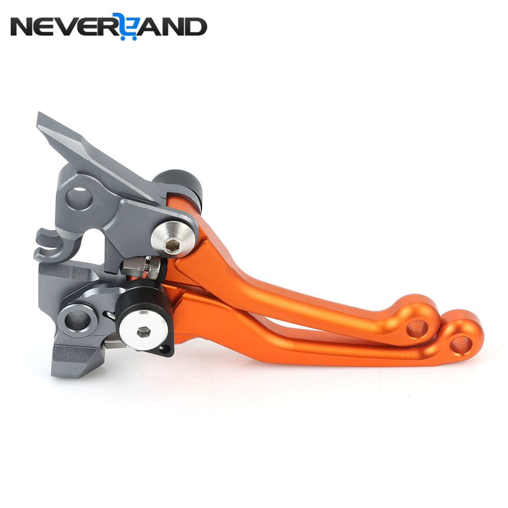 Brake Clutch Lever 450 EXC 250SX-F 250XC-F 250 SX-F Motorcycle CNC Pivot Levers Dirt Bike For KTM