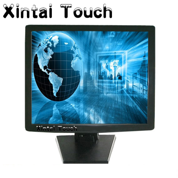 17 desktop touch screen lcd monitor 1280*1024 resolution ...
