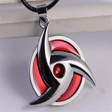 Anime Jewelry Tsunade Naruto Necklace Men Ninja Leather Chain Neclaces Male Neckless Women Collars A915(China)