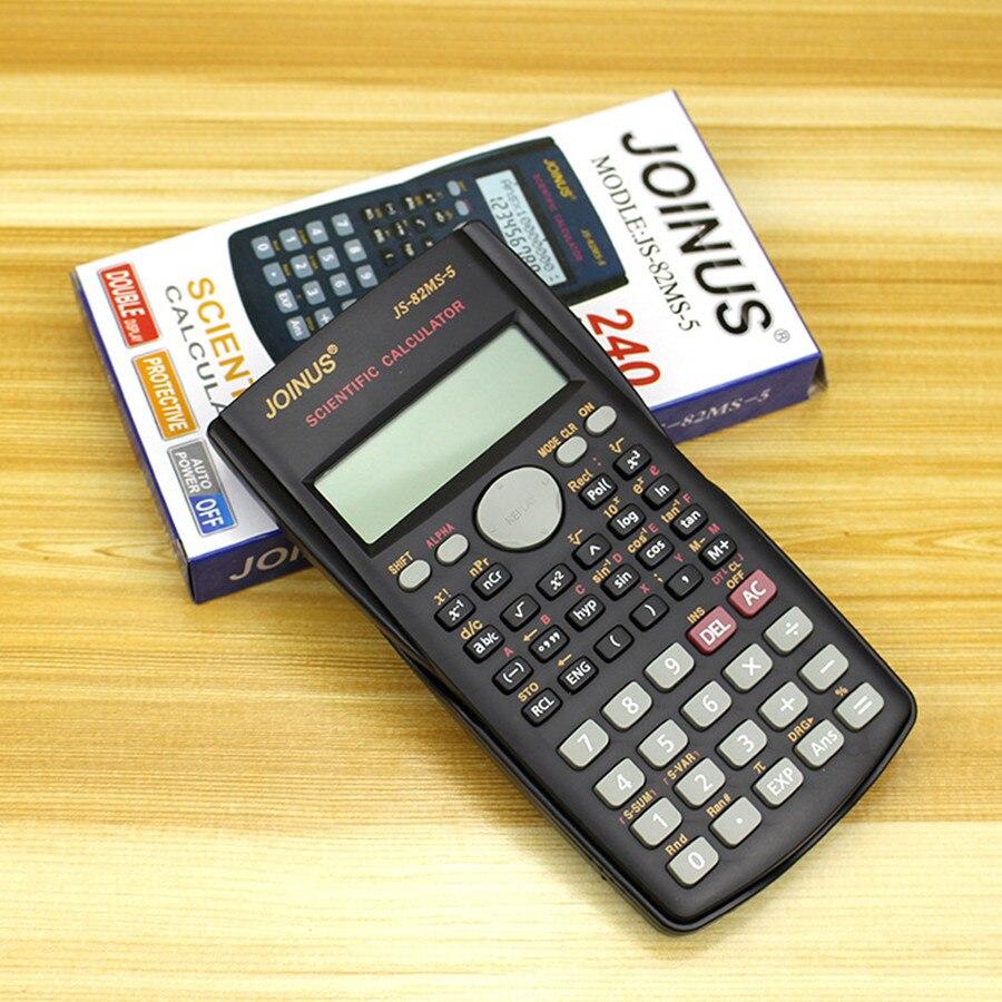 Супер Качество Школа Студент Калькулятор Функция Научно Студент Калькулятор Многофункциональный Счетчик Счетная Машина