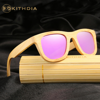 HOT 2016 Bamboo Sunglasses Men Wooden Glasses Women Brand Designer Original Wood Sun Glasses Fo Women