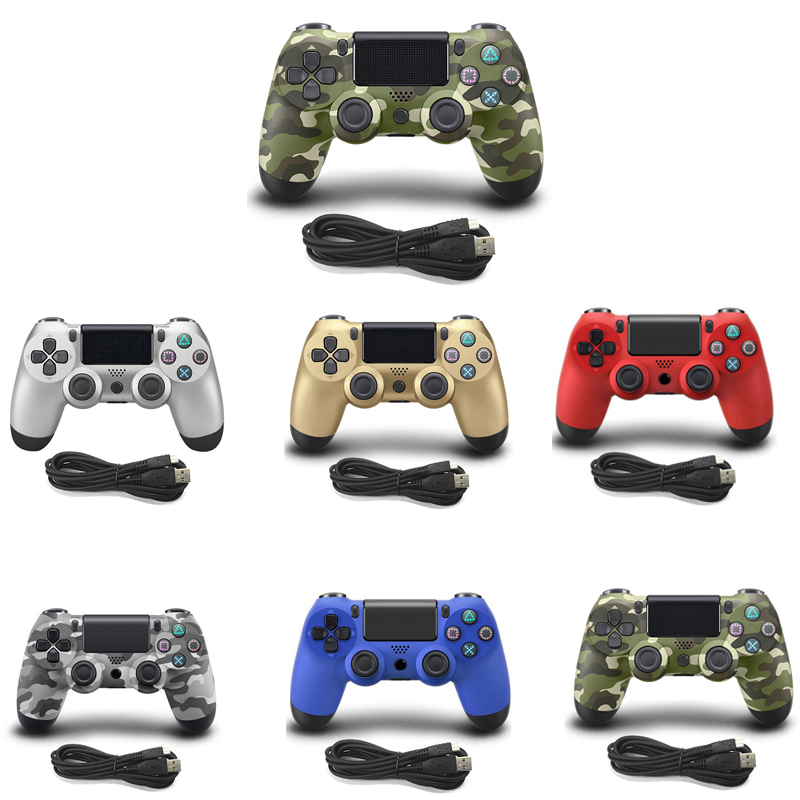 Wired Gamepad Für PS4 Controller Für Playstation 4 für Dualshock 4 Joystick Gamepads controle Für PS3