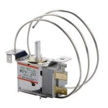 Saim WPF-20 Температура КОНТРОЛЛЕР AC 220 V-250 V 6A 60 Гц 2 Pin постоянным током морозильник холодильник термостат аксессуары для холодильников
