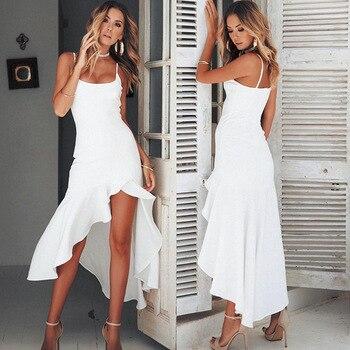 Slim Vintage Rojo Sin Vestidos Nuevas Streetwear Elegante
